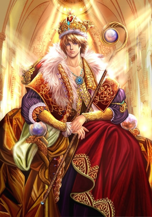 Roi Dagobert...!