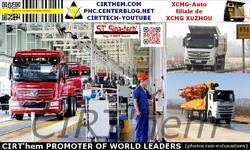XCMG XUZHOU MACHINERY avec sa filiale XCMG-Auto