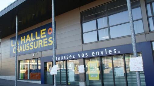 Le magasin de Concarneau (Finistère) est le seul du Finistère à être touché par le plan