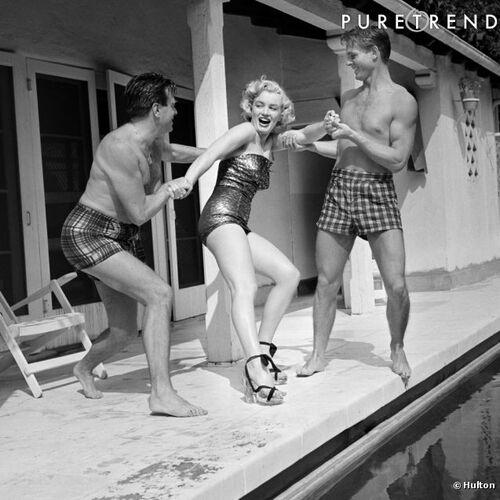 Maillot de bain en 1950