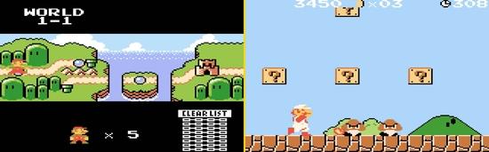 Super Mario Bros Deluxe z