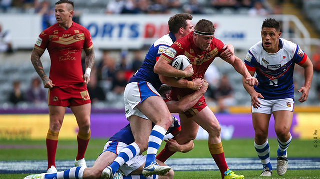 Les Dragons s'inclinent au Magic weekend
