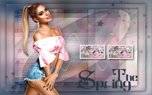 Traduction The Spring d'Ildiko KJK