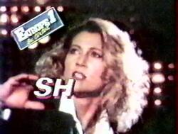 Janvier/Février 1985 : Sheila fait sa pub !