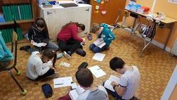 Co-enseignement lexique CM1