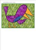 L'oiseau et le ver de terre