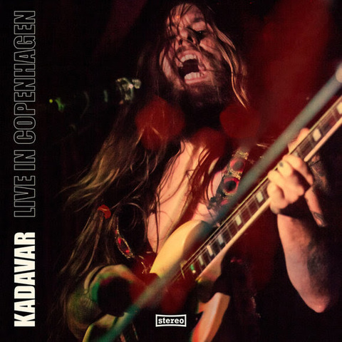 "KADAVAR - ""Into The Night"" (Clip live)"