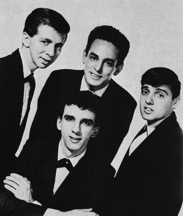 Vinny Catalano & The Daydreams (2) aka Donnie & The Dreamers (12) aka Kenny & The Whalers (2)