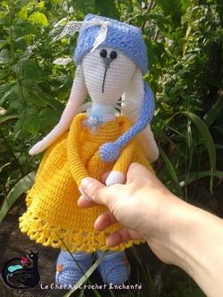 Tilda Bunny by Ekaterina Kravchenko