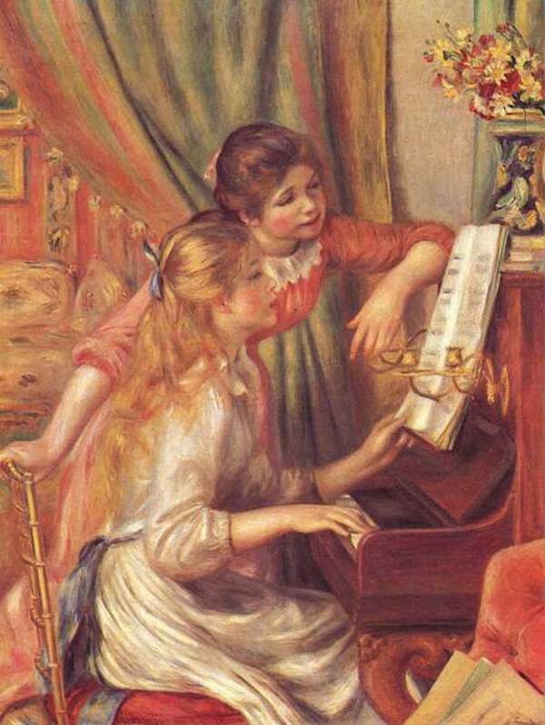 25 février 1841 : naissance de Pierre Auguste Renoir