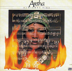Aretha Franklin - Almighty Fire - Complete LP