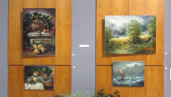 Le Salon des Amis des Arts de Montbard