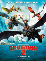 Dragons 2 de Dreamworks