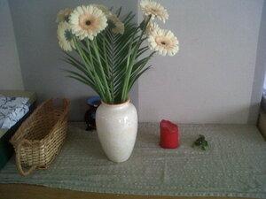Quelques fleurs pour eggayer la maison, lilas du jardin son odeur est exquise!! Petit bouquet hyper jolie et peu cher à LIDL^^