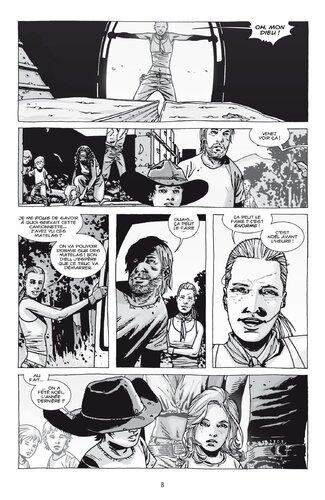 Les chasseurs de Robert Kirkman & Charlie Adlard - Walking dead, tome 11