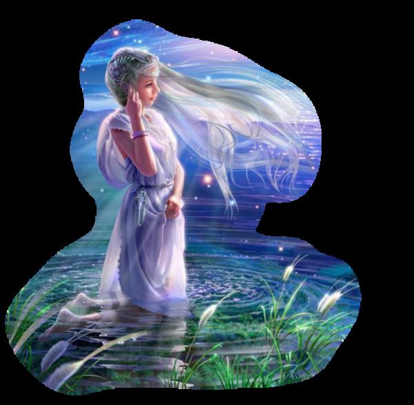Personnage féerique , mythique 2