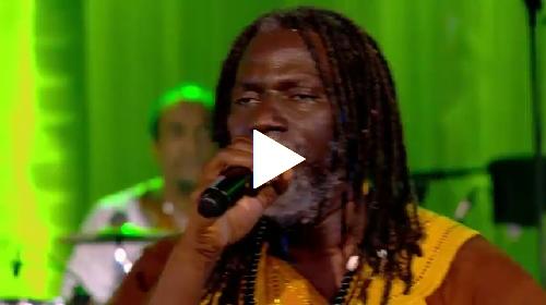 Tiken Jah Fakoly Zimbabwe (Live)
