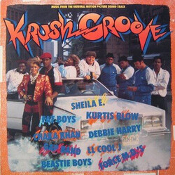 V.A. - Krush Groove (OST) - Complete LP