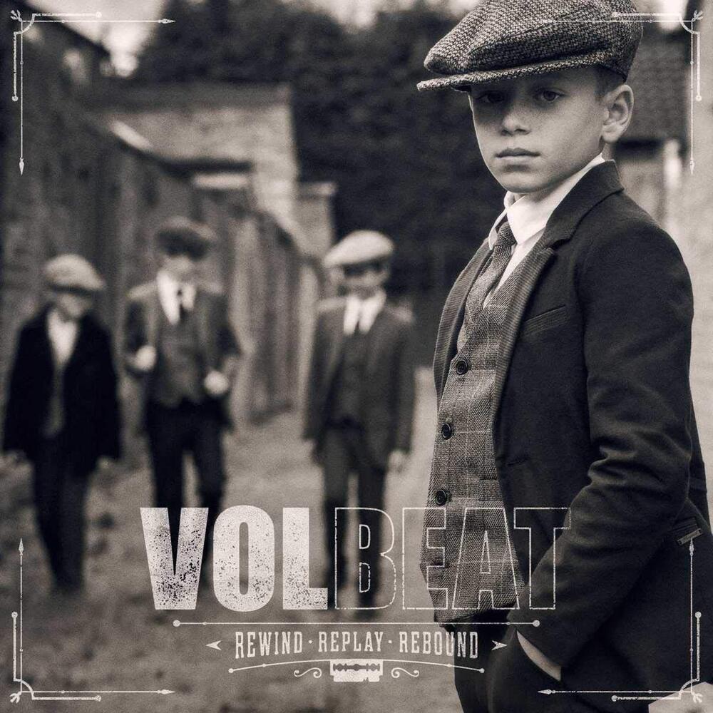 Volbeat - Rewind, Replay, Rebound (2019)