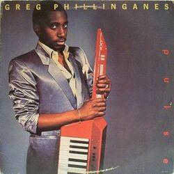 Greg Phillinganes - Pulse - Complete LP