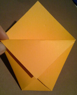 Tuto scrap/ Pochette en papier