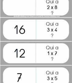 numération au CE1