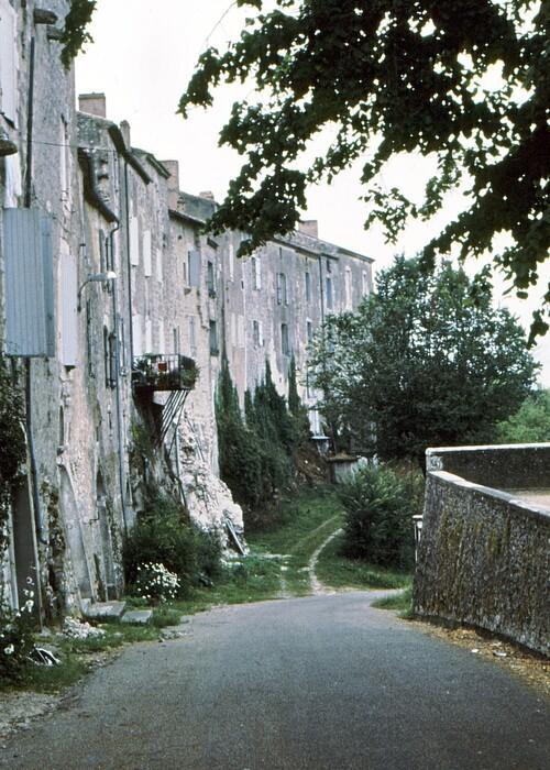 Tournon d'Agenais, bastide du Lot et Garonne.