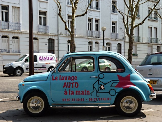 Autour de Pomidou Metz 13 17 05 2010 A