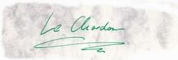 ~~Le chardon ~~ de Marielle