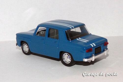 Renault 8 Gordini 1300  1967