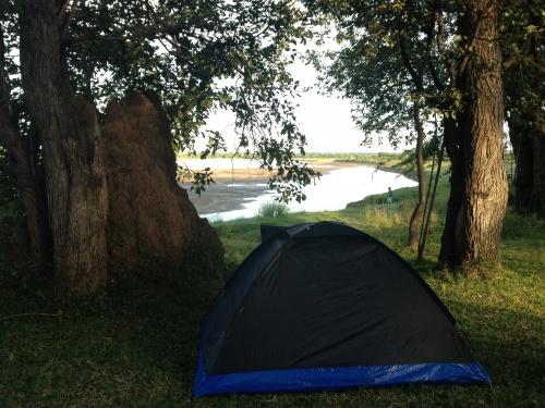 South Luanga National Park...