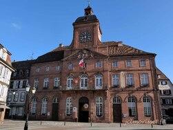 la mairie de Wissembourg