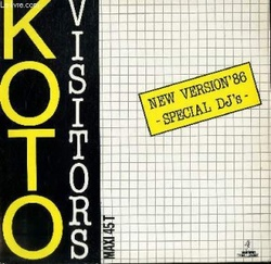 Koto - Visitors (New Version 86 . Special DJ's)