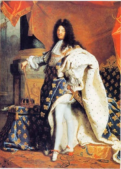 Portrit de Louis XIV: quelques pistes