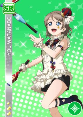 #1228 Watanabe You SR