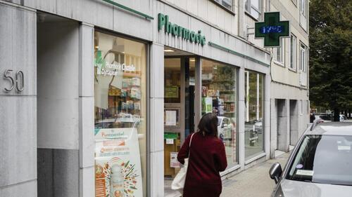 Une pharmacie braquée au couteau à Woluwe-st-Lambert