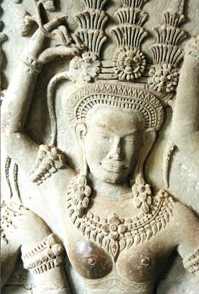 Cambodge Apsara