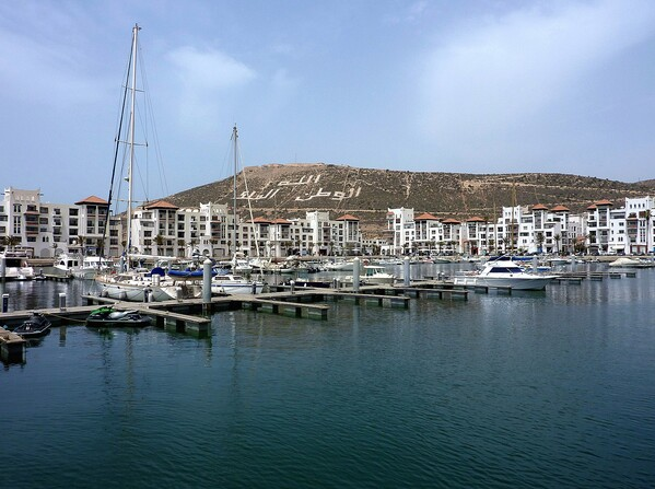 Agadir Marina 1
