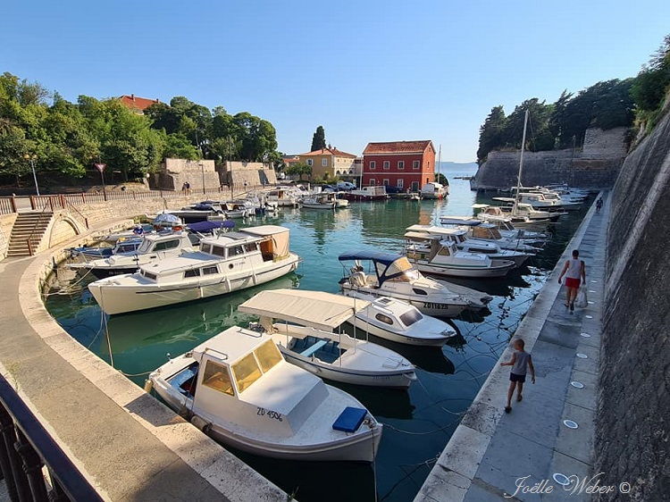 Croatie : Zadar 2/2