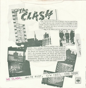 The Clash - The Singles (1) - White Riot