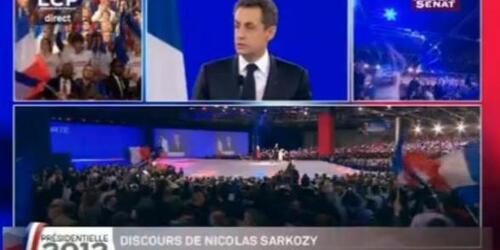 Sarkozy à Villepinte
