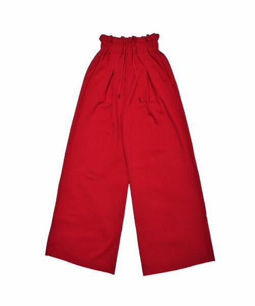 [PIMMY] - Pantalon large -  7452¥