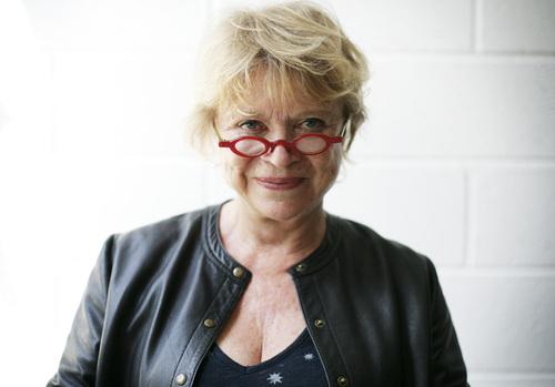 Eva Joly, candidate EELV à la prédidentielle de 2012