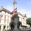La Fontaine des Elephants à Chambéry