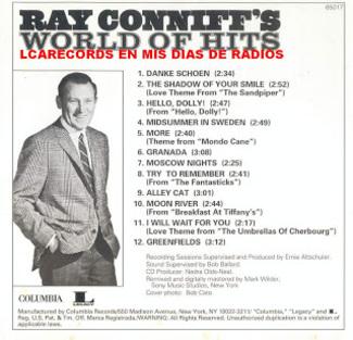 Ray Conniff, 2ème volet