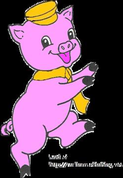 Cochon tube png