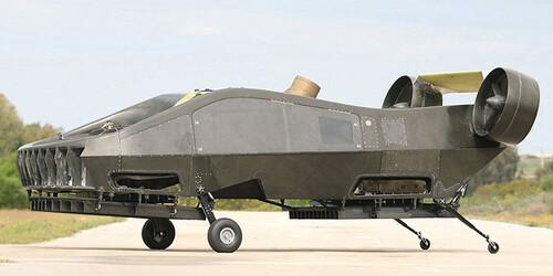Cormorant : un drone de transport de blessés