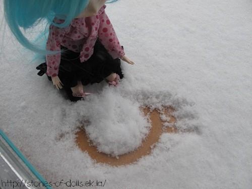 N°1 : Fugue dans la neige.