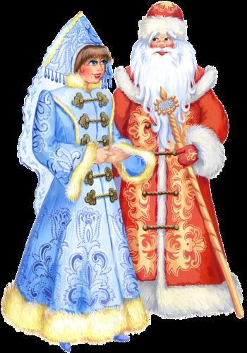 Tubes Noel/Nouvel An (2015) - thème Pères Noel - série 11