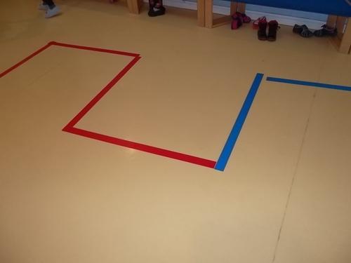 Lignes verticales horizontales...